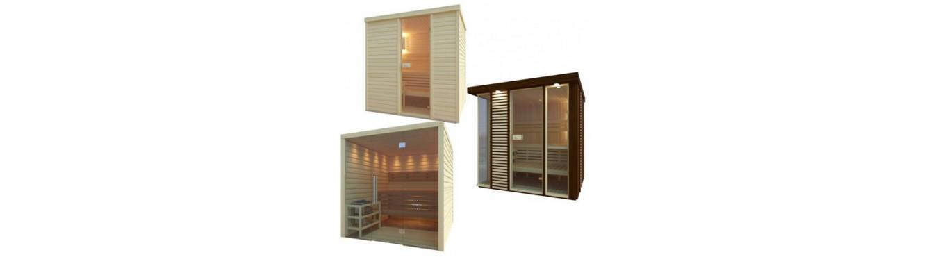 Kabiny sauny