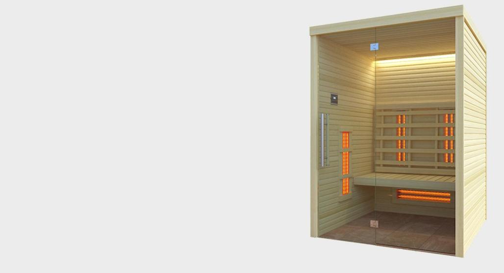 sauny infrared